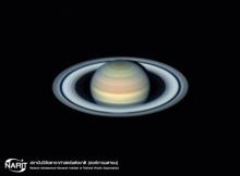 16 ตุลาคมนี้ เต็มตาวงแหวนดาวเสาร์ เอียงทำมุมเข้าหาโลกมาที่สุดในรอบ 14 ปี