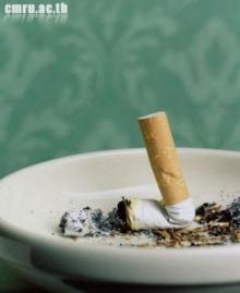 การสูบบุหรี่อาจทำให้รูปทรงของหัวใจเปลี่ยนไป