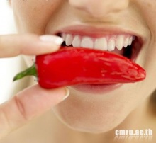ผลวิจัยชี้สารแคปไซซินพริกขี้หนู ช่วยลดระดับน้ำตาลในเลือด
