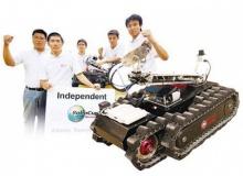 เปิดตัว 4 ทีมหุ่นยนต์เด็กไทย หวังซิวแชมป์โลก