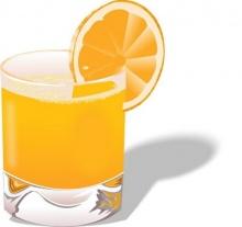 น้ำส้มคั้นวันละแก้ว ..ห่างไกลโรคนิ่ว