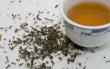 ดื่มชาดำหรือชาเขียวประจำห่างไกลอัมพาต