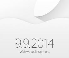 มาแล้ว!! Apple ร่อนการ์ดเชิญสื่อร่วมงานแถลงข่าวเปิดตัว iPhone6