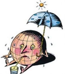 ข่าวร้ายโลกร้อน อาจส่งผลต่อหมู่เกาะต่าง ๆ