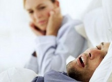 ความจริงกับอาการนอนกรนของคน