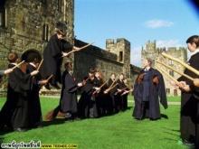 วิทยาศาสตร์บนไม้กวาดของแฮร์รี่ พอตเตอร์ (Harry Potter)