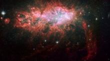 พบ 14 กาแล็กซีรวมตัวให้กำเนิด กระจุกดาราจักร ขนาดยักษ์