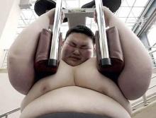 สะกิดหนุ่มใหญ่เอวหนาอ้วนลงพุง เจอหน้าโรค พร่องฮอร์โมนเพศชาย