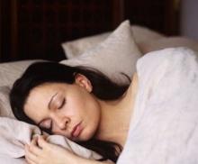 หญิงอดนอน ส่งผลอารมณ์บูด
