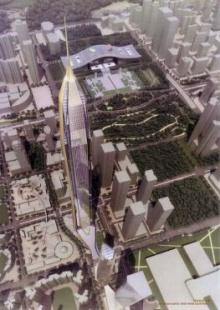 5 เมกกะโปรเจ็กต์ ตึกระฟ้าในจีน ที่กำลังสร้าง