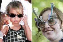 เมื่อเด็กๆต้อง สวมแว่นตา...