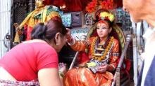 กุมารีหลวง แห่งศากยวงศ์ เทพธิดาที่มีชีวิตของชาวเนปาล