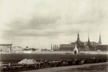 ตำนานการสร้างท้องสนามหลวงของไทย!