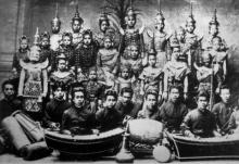 การบันทึกเสียงเพลงสรรเสริญพระบารมีครั้งแรกในโลก (ชมคลิปไฟล์เสียงจริง)
