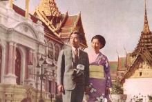 ครั้ง สมเด็จพระจักรพรรดิ และ สมเด็จพระจักรพรรดินีแห่งญี่ปุ่น เสด็จฯ เยือนประเทศไทย