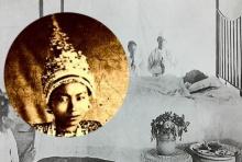 เปิดภาพสุดท้าย พระนางศุภยาลัต ราชินีที่ทำให้พม่าต้องเสียเมือง?