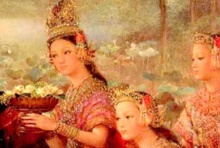 นางนพมาศ สาวสวยวันลอยกระทง บุคคลที่ได้สมญาว่า กวีหญิงคนแรกของไทย