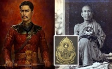 """เปิดความหมาย """"ดวงตราศักดิ์สิทธิ์"""" ที่คล้ายคลึงกันของ สองมหาบุรุษแห่งประวัติศาสตร์ไทย!"""