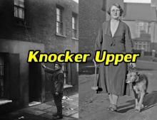 Knocker Upper กับการปลุกคนทั้งเมือง ในยุคที่ไม่มีนาฬิกาปลุก