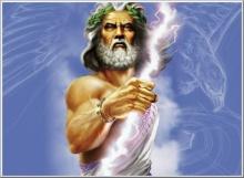 ซุส (Zeus) มหาเทพผู้ปกครองสวรรค์และการกำเนิดมนุษย์