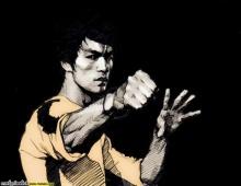 บรู๊ซ ลี ( Bruce Lee)ไอ้หนุ่มซินตึ๊ง