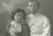 รักที่จากไปไกลของ นายกรัฐมนตรีคนแรกของประเทศไทย