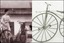 """แรกเริ่มราชสำนักสยามรู้จักจักรยาน เจ้านายพระองค์ไหนทรง """"ไบซิเกิ้ล"""" ก่อน-ใครฝึกให้?"""
