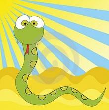 ตำนาน สาเหตุที่ทำให้งูเหลือมไม่พิษ