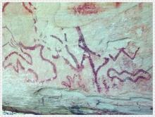 ย่ำถิ่นมนุษย์ถ้ำอุดรฯ ดูภาพเขียนสีก่อนประวัติศาตร์