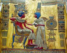พระหัตถ์ต้องสาป แห่งเจ้าหญิงไอยคุปต์