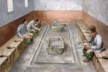 นี่แหละ ส้วม ของ ชาวโรมัน สมัยโบราณ
