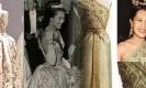 รวมภาพฉลองพระองค์ สมเด็จพระนางเจ้าสิริกิติ์ พระบรมราชินีนาถ ทำจากผ้าไหมไทย