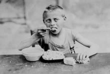 อาหารยุคสงครามโลกครั้งที่1