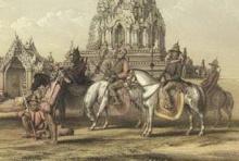 พม่าเสียเมือง เมื่อพญาราชสีห์สยบลุ่มอิระวดี