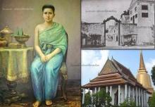 """""""โสมนัส"""" องค์หญิงผู้ทรมานกับโรคร้าย จอมนางราชสำนักไทยคนที่ 5 ใน ร.4"""