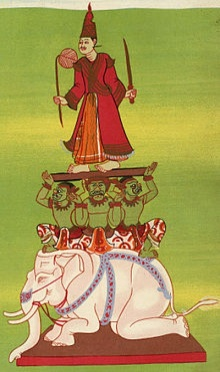 นัต ความเชื่อทางจิตวิญญาณของชาวพม่า