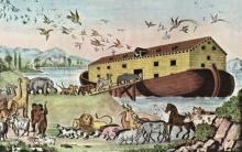 ปริศนา เรือโนอาห์ ซากลึกลับ บนยอดเขาอารารัต ตุรกี
