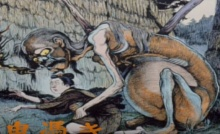ฮิดารุกามิ ตำนานวิญญาณผู้หิวโหย